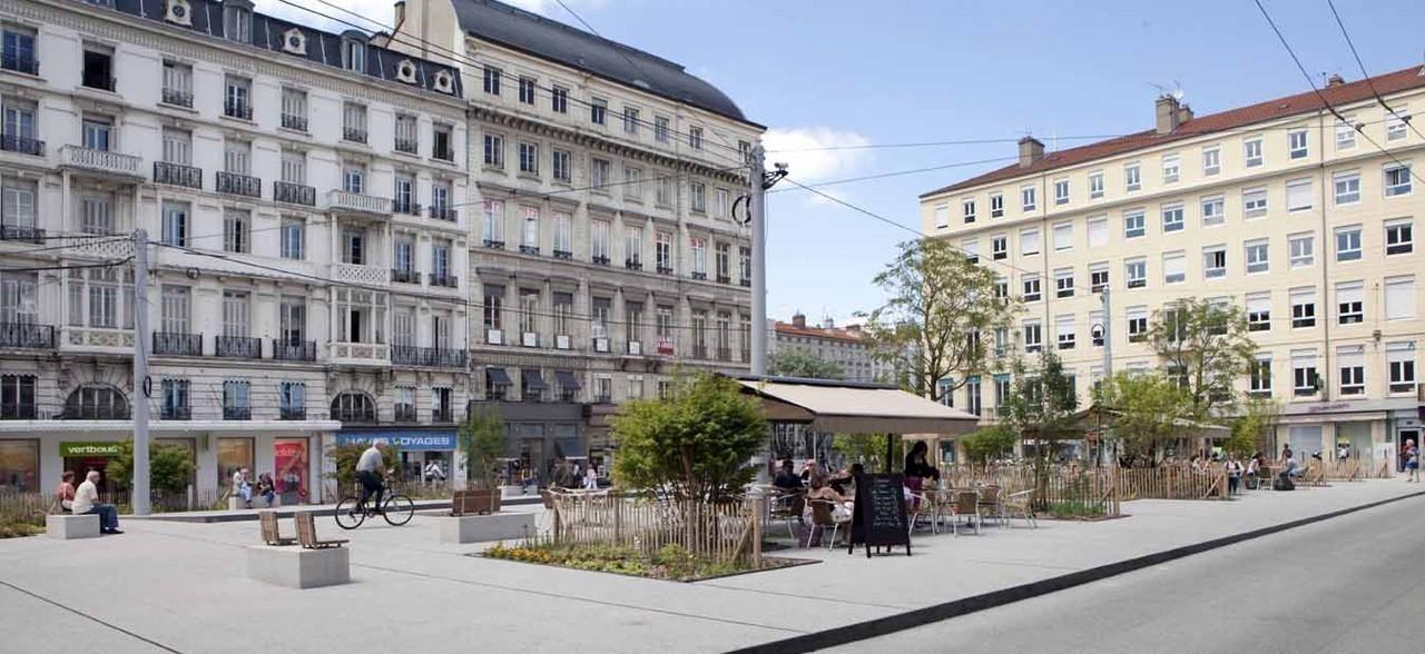 St Etienne Plan De Ville