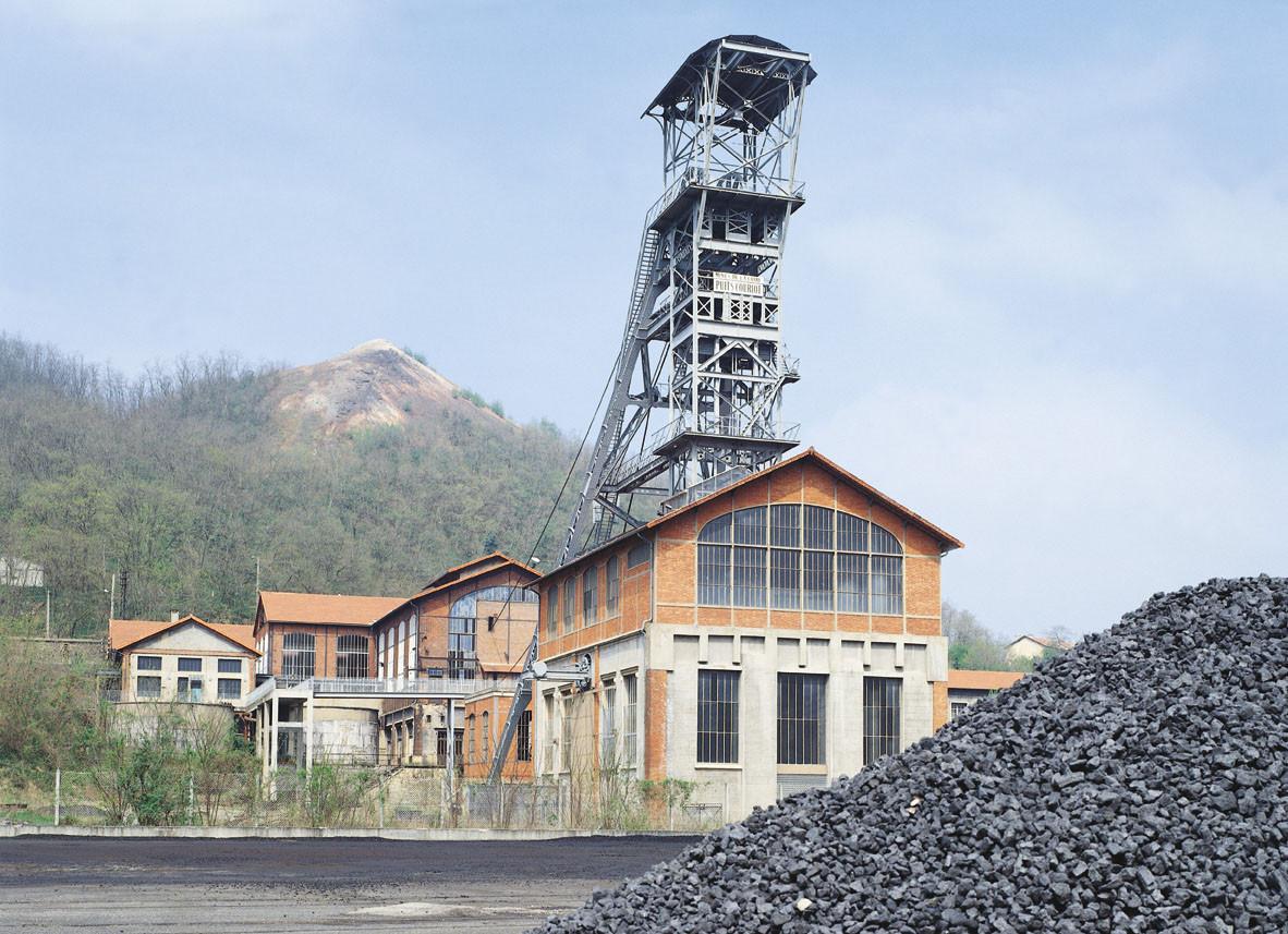 Les anciennes mines