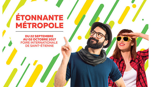 Foire Internationale de Saint-Étienne du 22 septembre au 2 octobre