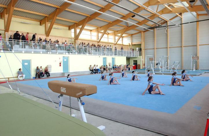 Les gymnases st phanois site internet de la ville de - Piscine villeboeuf saint etienne ...