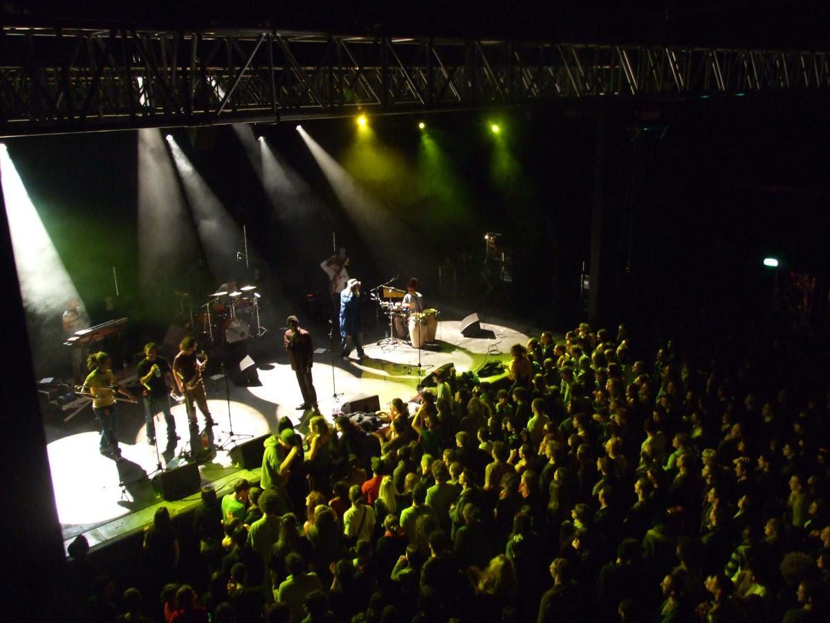 salle concert st etienne