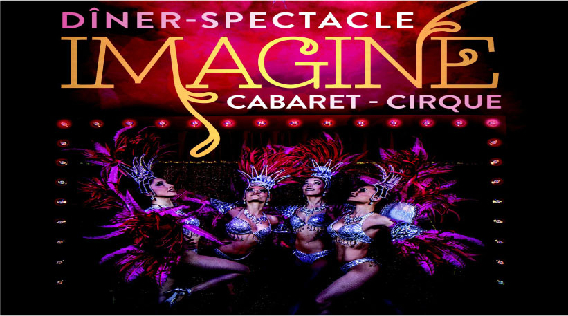 Diner spectacle Imagine