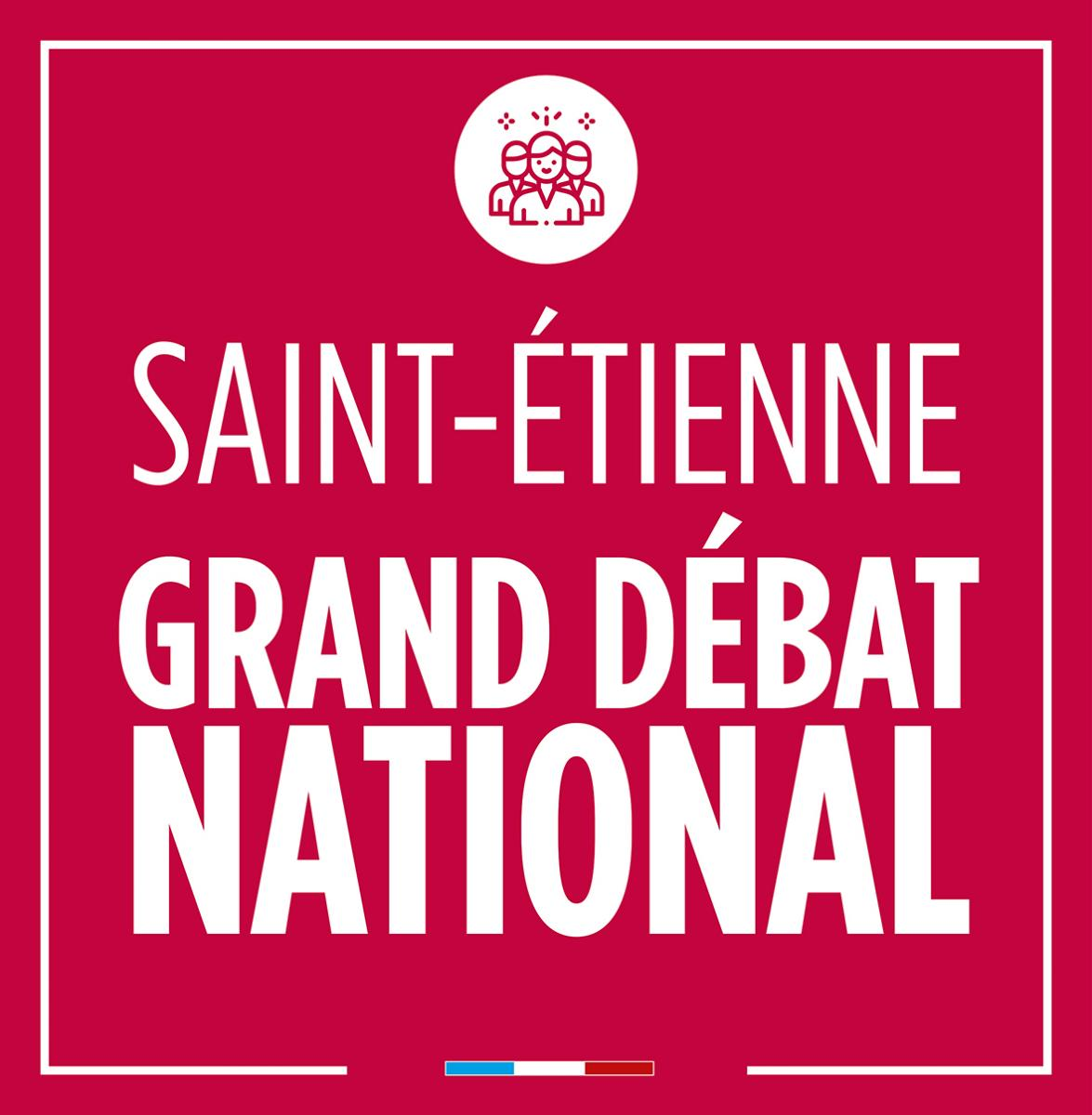 Saint-Étienne : grand débat national