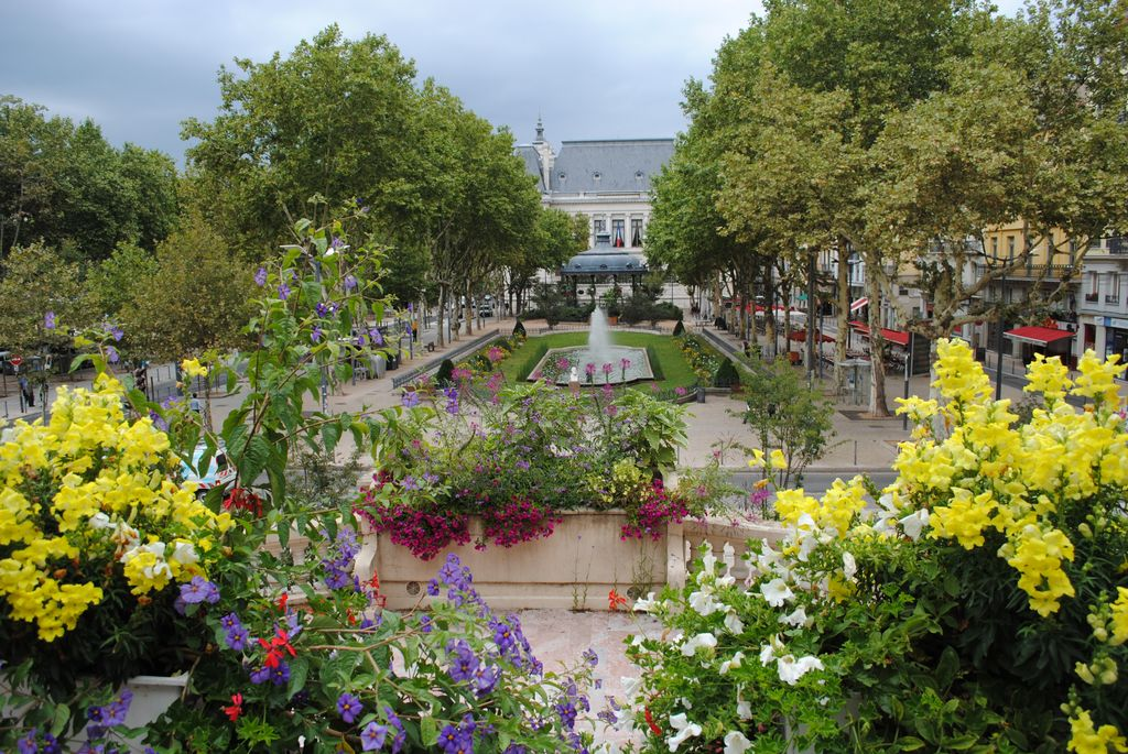 La gestion diff renci e des espaces verts une autre for Espace vert mairie