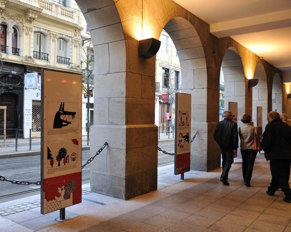 Le design dans l 39 espace public urbain saint tienne for Les espaces publics urbains