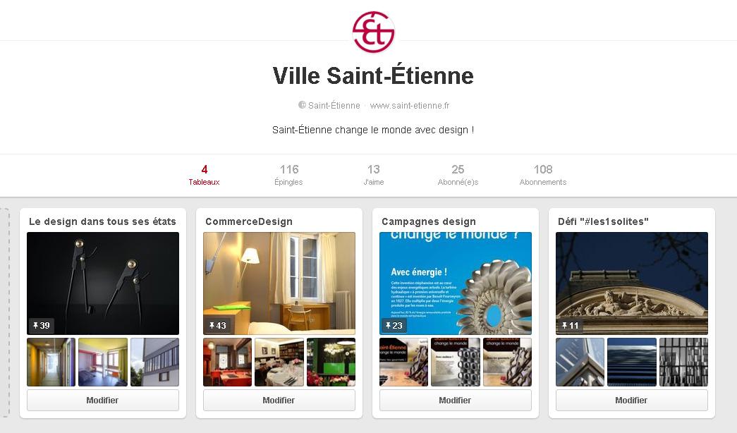 pr sentation du concours commercedesign site internet de la ville de saint etienne. Black Bedroom Furniture Sets. Home Design Ideas