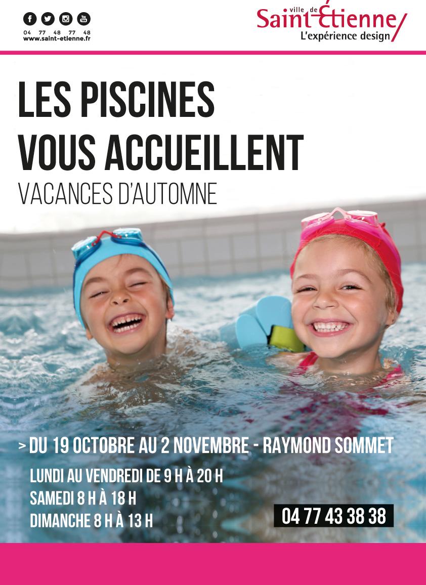 Les piscines st phanoises site internet de la ville de - Piscine saint etienne de saint geoirs ...
