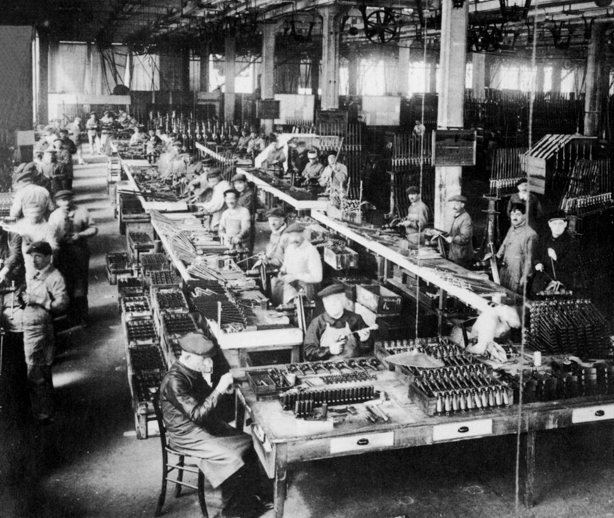 D couvrez la manufacture nationale d 39 armes site internet de la ville de - La manufacture saint etienne ...