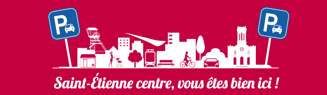 Sationnement et parking à Saint-Étienne