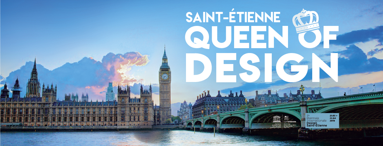 Saint-Etienne queen of design