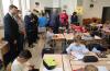 À Saint-Étienne, plus de 16 000 élèves ont repris le chemin de l'école.