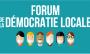 Forum de la démocratie locale Saint-Etienne