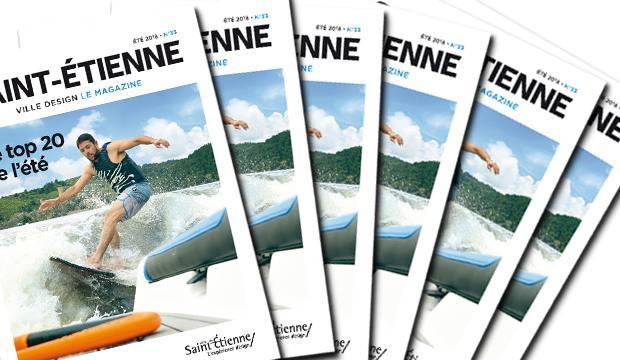 Saint-Étienne le magazine - Eté 2018