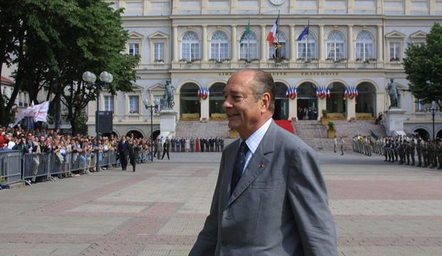 Jacques Chirac  ©Creative Commons Quinones, Marcos