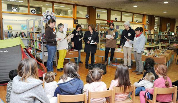 Nuit de la lecture à Saint-Étienne