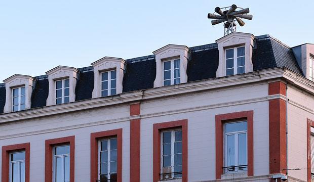 Sirène d'alerte à la population à Saint-Étienne