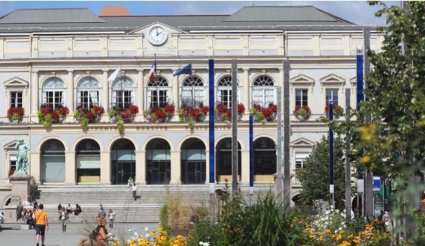 Hôtel de Ville de Saint-Étienne