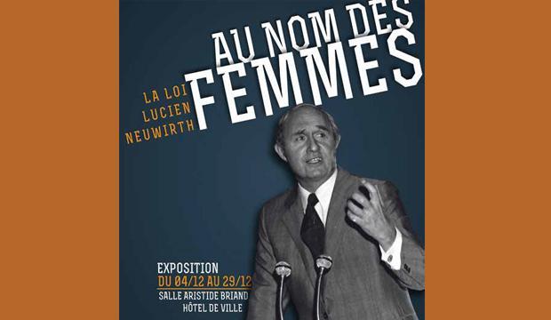 Au nom des femmes : exposition du 4 au 29 décembre à l'Hôtel de Ville