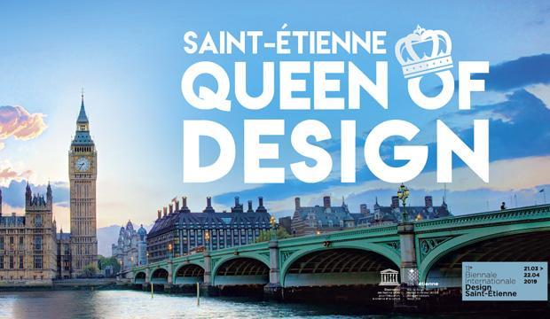 Londres : queen of design