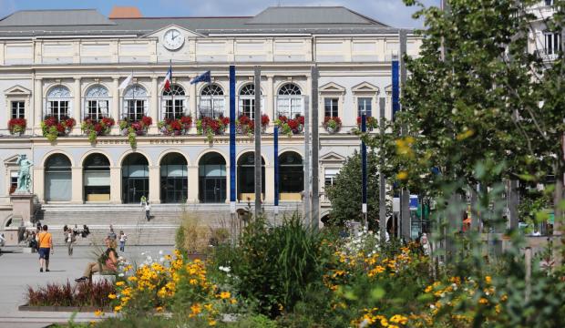 Hotel de Ville de Saint-Étienne